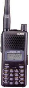 ALINCO DJ 496